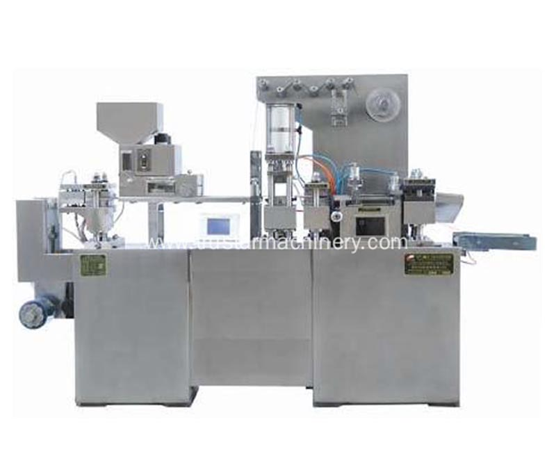 DPP 140F Automatic Blister Packing Machine 8