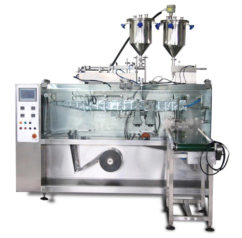 HS-90 Flat Pouch Horizontal Packing Machine 5