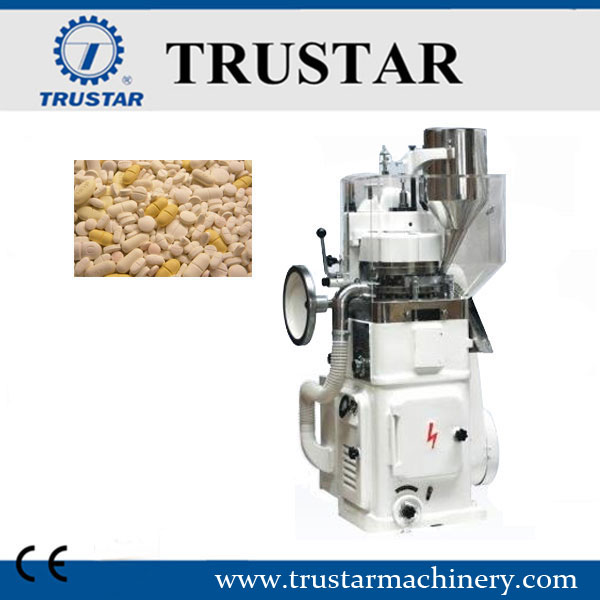 ZP17/19/25/33 Small Tablet Press Machine